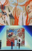CE15 Höllen-Gemälde