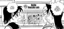 1040-007 HaiDo Pancake Cafe