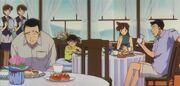 Episode 218 Pension Arimori - Frühstück - Omuraisu & Brötchen