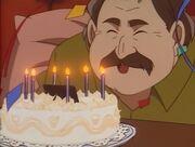 Episode 080 Späte Sühne - Dosan's Geburtstagskuchen mit Kerzen