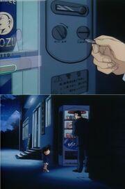 Episode 011 Mord im Mondschein - Getränkeautomat - Boss Coffee