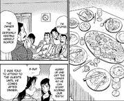 0117-014 Rache für Sherlock Holmes - Gäste beim Abendessen