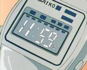 CE35 Toshi's Seiko Armbanduhr