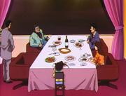 Episode 169 Fluch der Pagode - Abendessen im Hotel