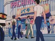 CE01 Pachinko und Honda