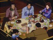 Episode 200 Abendessen auf der Terrasse