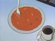 045 Spaghetti und Kaffee