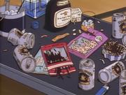 Episode 068 Mord im Dunkeln - Caster Cigarettes - Sapporo Bier - Suntory Old Whiskey - Erdnüsse