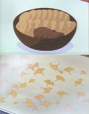 Episode 083 Kimie's Kekse & Ginkgo-Blätter