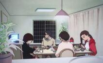 LAIN5 Abendessen