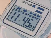 CE01 Toshi's Seiko Armbanduhr