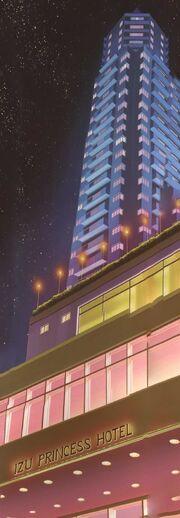 Episode 072 Baron der Nacht - Izu Princess Hotel © ConanWiki