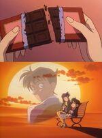 Episode 006 Ran's Schokolade für Shinichi & Conan