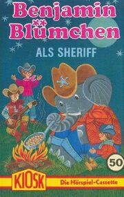Benjamin Blümchen 50 Sheriff (Discogs)