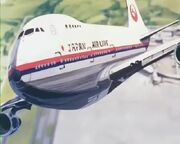 CE36 Japan Air Lines