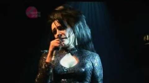 Siouxsie Sioux at Electric Proms