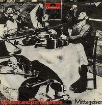 Album Mittageisen front