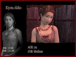 Akiko Kiyota