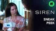 Siren Season 3, Episode 5 Sneak Peek Ryn Learns To Be A Mother On Land Freeform