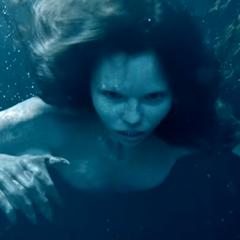 A Mermaid's face