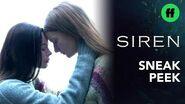 Siren Season 2, Episode 12 Sneak Peek Ryn & Eliza Discuss Mermaid Babies Freeform