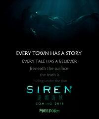 Freeform Siren Teaser Poster
