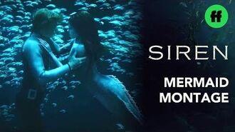 Siren Season 3 Underwater & Mermaid Moments Freeform