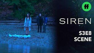 Siren Season 3, Episode 8 Ryn & Cami Return Donna's Body To The Sea Freeform