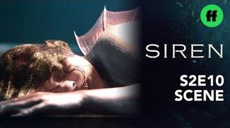 Siren Season 2, Episode 10 Studying Ryn's Transformation Freeform