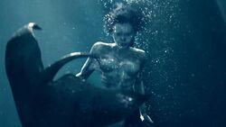 Ryn mermaid form