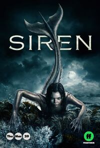 Freeform Official Siren Poster