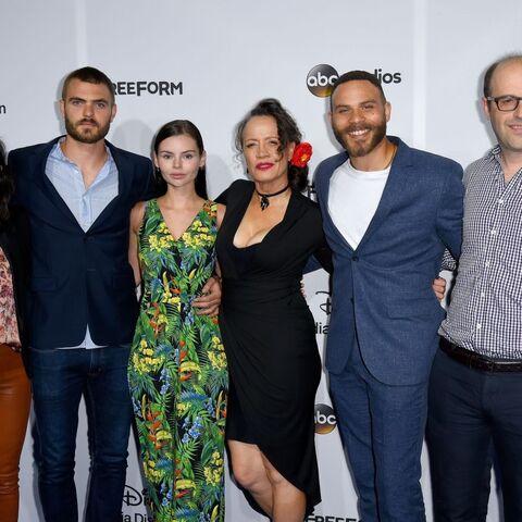 Emily Whitesell at ABC International Upfronts 2017