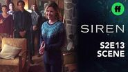 Siren Season 2, Episode 13 Ryn & Levi Meet The Group Freeform