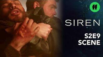Siren Season 2, Episode 9 Ben & Maddie Rescue Xander & Calvin Freeform