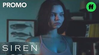 """Siren Episode 3 Promo """"Interview with a Mermaid"""" Freeform"""