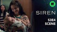 Siren Season 3, Episode 4 Ryn Meets Her Baby Freeform