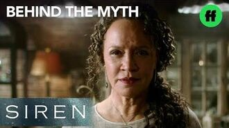 Mermaid Mythology Siren Season 2 Helen's Warning Freeform