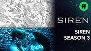 "Siren From Storyboard to Scene Season 3, Episode 7 ""Northern Exposure"" Freeform"