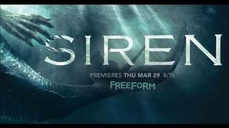 Song of Mermaid - Music from Siren 2018 FREEFORM TV