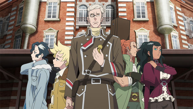 Image result for Sirius the jaeger the jaegers