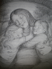 Veronica, Sabrina and Daphne