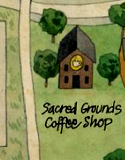Sacred Grounds Store