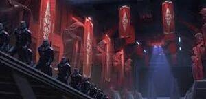 Sith military