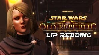 SWTOR Bad Lip Reading (Knights of the Fallen Empire)