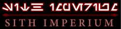 The Sith Imperium