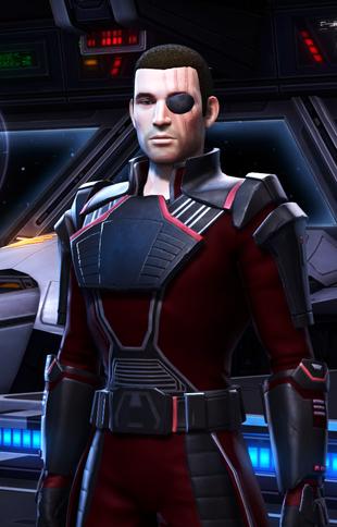 Commandant Artur Lockwell