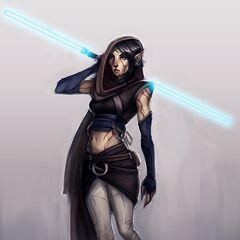 Liaoya Torak- Jedi Master, First Torak Mariarch in Centuries 3887-3835 BBY- AoD: 74