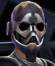 Darth Iax in Nox Mask