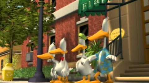 Sitting Ducks 2 Ducktown Adventures Movie free download HD 720p