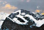Om On Mount Kailash